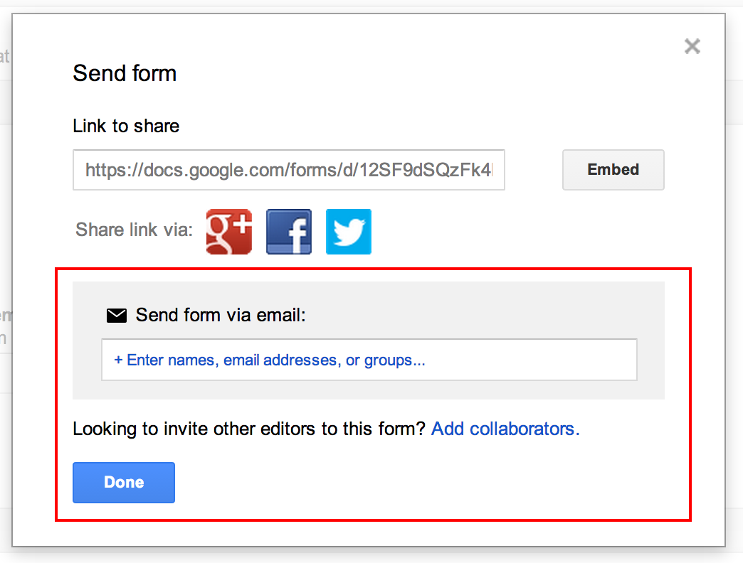 How to send a link to someone via email in html